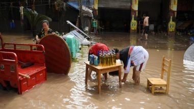 China Braces for Flooding Season As Water in Rivers Exceed Warning Levels: Report