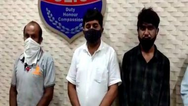 India News | Telangana: Businessman, 3 Others Held for Holding Police Home Guard Hostage