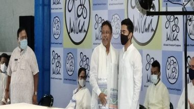 India News | Ex-BJP Vice President Mukul Roy, Son Join TMC in Mamata's Presence
