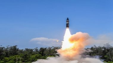 Agni-Prime Missile: DRDO Successfully Tested Nuclear-Capable Missile From Off Coast of Odisha