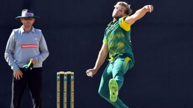 Sports News   Wiaan Mulder Replaces COVID-positive Pretorius in South Africa Squad for West Indies T20Is