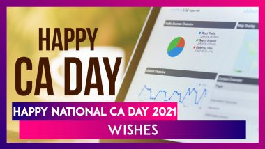 Happy CA Day 2021 Wishes, Messages, Images & Greetings To Share With Chartered Accountants on July 1