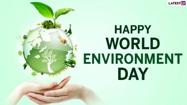 World Environment Day 2021 Greetings & Quotes: WhatsApp Sticker Messages, Wishes, HD Images and Wallpapers to Celebrate Vishwa Paryavaran Diwas