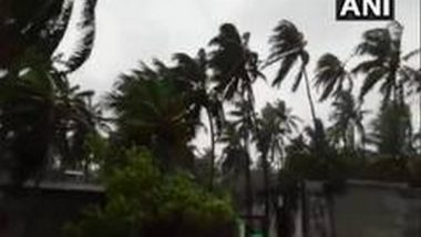 Monsoon 2021 Forecast: Thunderstorm Accompanied With Moderate Spells of Rain Likely in Bengaluru Over Next 3 Hours