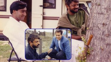 22 Years of Hum Dil De Chuke: Ajay Devgn, Salman Khan Get Nostalgic About Sanjay Leela Bhansali Directorial (View Posts)