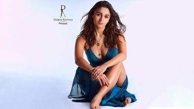 Alia Bhatt Oozes Oomph, Style And Cuteness In This Picture From Dabboo Ratnani's 2021 Calendar