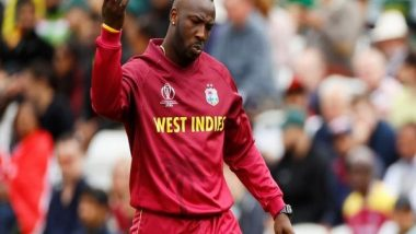 WI vs SA Series 2021: West Indies Announces Squad for First Two T20Is Against South Africa, Andre Russell Named in Squad