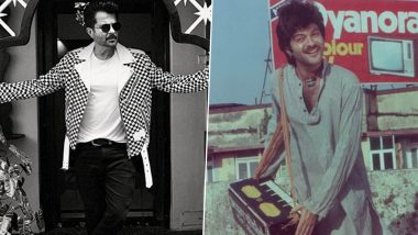 Woh Saat Din Clocks 38 Years: Anil Kapoor Shares Still of His Film Starring Padmini Kolhapure and Naseeruddin Shah, Thanks Fans For Their Love