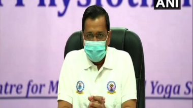 International Day of Yoga 2021: Delhi CM Arvind Kejriwal Launches One-Year Diploma Course in Meditation, Yoga Sciences