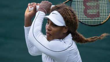 Serena Williams Says She Will Not Play at the Tokyo Olympics 2020