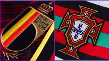 Belgium vs Portugal, UEFA Euro 2020 Live Streaming Online & Match Time in IST: How to Get Live Telecast of BEL vs POR on TV & Free Football Score Updates in India