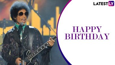 Prince Birth Anniversary: 7 Inspirational Quotes by the Musician That Will Change Your Lookout Towards Life