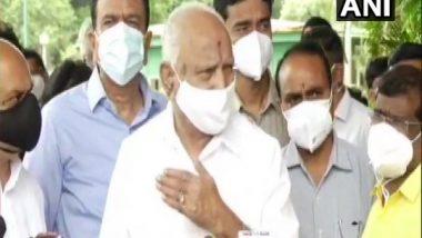 India News   Yediyurappa Denies Claims of Resentment Among Karnataka BJP MLAs