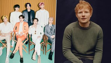 Ed Sheeran Confirms Teaming Up With BTS Once Again and Netizens Are 'Happier' Than Ever!