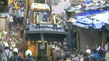India News | Mumbai Building Collapse: 'Court Can't Be Blamed; Politics on This Not Fair', Says HC