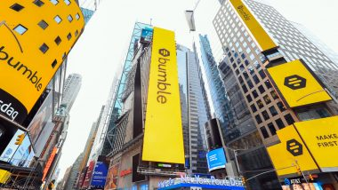 Bumble Dating App Shuts Offices, Gives All Staff Paid Week Off to Fight Stress