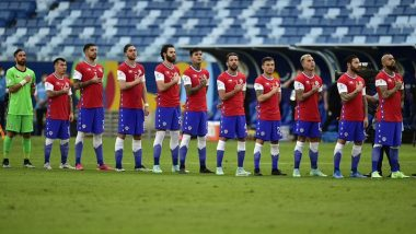 Check Out Live Streaming Details for Chile vs Paraguay, Copa America 2021