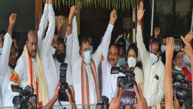 India News | 'Etela Rajender to Take Up BJP Flag Very Soon'