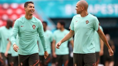 Germany vs Portugal, UEFA Euro 2020 Live Streaming Online & Match Time in IST: How to Get Live Telecast of GER vs POR on TV & Free Football Score Updates in India