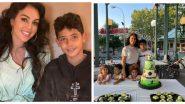 Georgina Rodriguez Celebrates Cristiano Ronaldo Jr's Birthday, Says 'Thank You for Making Me Feel like the Best Mom' (See Pics)
