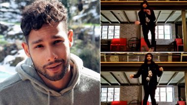 Siddhant Chaturvedi Shows Off Dance Moves in His Latest Instagram Post! (Watch Video)