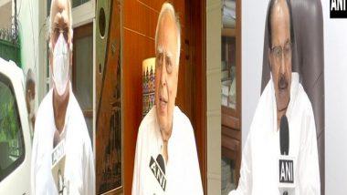 India News   Congress Leaders Slam Prasada for Joining BJP, Call for Major Surgery, Strengthening Feedback