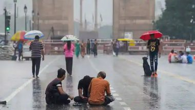 Monsoon Forecast 2021: Thunderstorm, Gusty Winds Likely in Delhi, 8 States/UTs; Know Details Here