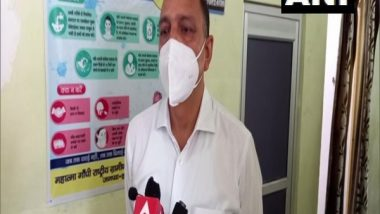 Action Will Be Taken If Probe Proves Fake COVID-19 Testing Data During Mahakumbh, Says Health Officer Arun Singh Sengar