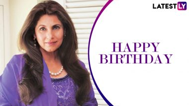Dimple Kapadia Birthday Special: Here's How The Tandav Star Became The Highest Grossing Bollywood Actor Worldwide In 2020