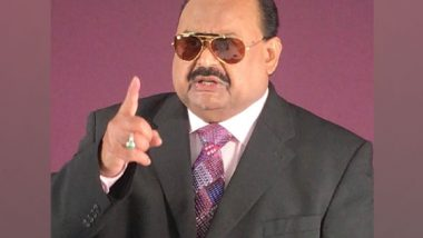 World News | We Want Our Survival, Dignified Life of Future Generations, Says MQM Leader Altaf Hussain