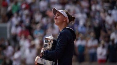French Open 2021: Barbora Krejcikova Pays Tribute to Former Coach Jana Novotna After Conquering Paris