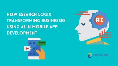How eSearch Logix Transforming Businesses Using AI in Mobile App Development