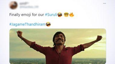 Dhanush's Jagame Thandhiram Gets A Special Twitter Emoji; Fans Say 'Let's Rakita'