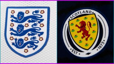England vs Scotland, UEFA Euro 2020 Live Streaming Online & Match Time in IST: How to Get Live Telecast of ENG vs SCO on TV & Free Football Score Updates in India