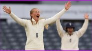 England Women vs India Women Test Match Update: IND Bowled Out for 231, Follow-on Enforced