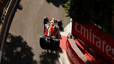 2021 Formula 1 Azerbaijan Grand Prix: Check Out Live Streaming and Online Telecast Details of Practice Session & Qualifying Round at Baku City Circuit