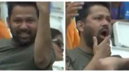 Mumbai Police's Witty Post Featuring a Fan Cheering For India During WTC 2021 Final Goes Viral