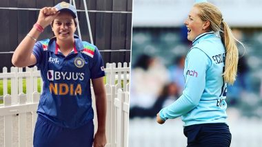 England Women vs India Women, 1st T20I 2021 Key Players: Shafali Verma, Sophie Ecclestone And Other Stars To Watch At ENG-W vs IND-W Match