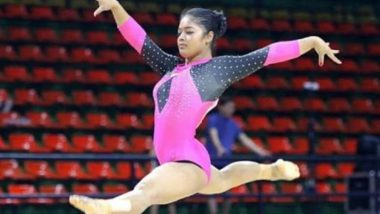 Gymnast Pranati Nayak Gears Up For Tokyo 2020, Says 'It's Been a Roller Coaster Journey' (Watch Video)