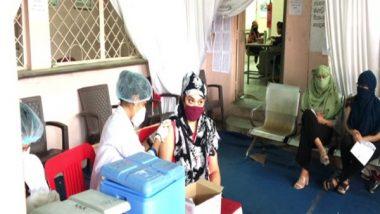 India News   Karnataka: BBMP Administers Record 1,68,958 COVID-19 Vaccine Doses on Monday