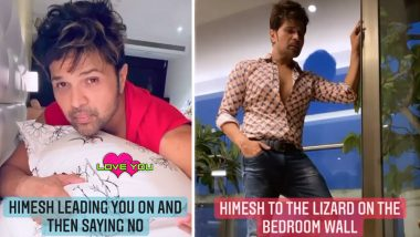 'Himesh Reshammiya Doing Things' Is The Funniest Insta Account To Follow, Psst... Ask Ranveer Singh and Suhana Khan!
