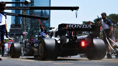 Pierre Gasly Comes First in Third Practice Session in 2021 Formula 1 Azerbaijan Grand Prix, Lewis Hamilton Finishes Third