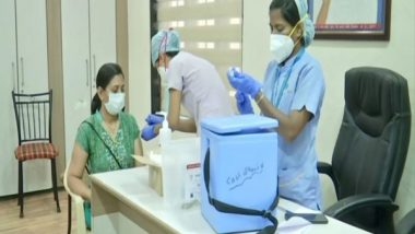 India News | COVID-19 Vaccination Drive with Rs 500 Subsidy on Jabs for Jain Community Launched in Hyderabad