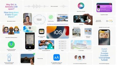 iOS 15 Brings Major Updates to FaceTime, Notifications, Messages; Android Users Soon Be Able to Join FaceTime
