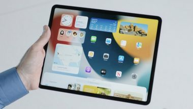 Apple iPadOS 15 Comes With a Host of Features; Here Are Top 5 Useful Features That Users Can Explore