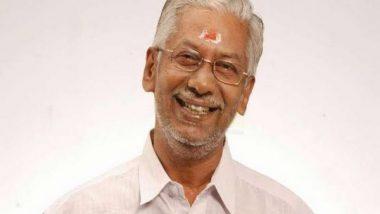 S Ramesan Nair Dies at 73 in Kochi, Kerala CM Pinarayi Vijayan Expresses Grief Over Death of Popular Malayalam Lyricist and Poet