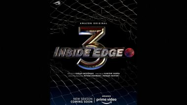 Inside Edge 3: Makers Announce the Latest Season of the Show Coming Soon on Amazon Prime Video (View Poster)