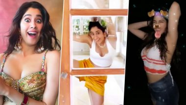 Janhvi Kapoor Transforms Into a Frank Sinatra Muse With This 'The Girl From Ipanema' Video!