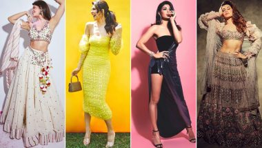 Jacqueline Fernandez: Chic and Contemporary, Her Style File is Always Exciting (View Pics)