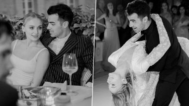 Joe Jonas, Sophie Turner Celebrate Second Anniversary by Sharing Never Seen Before Wedding Pictures